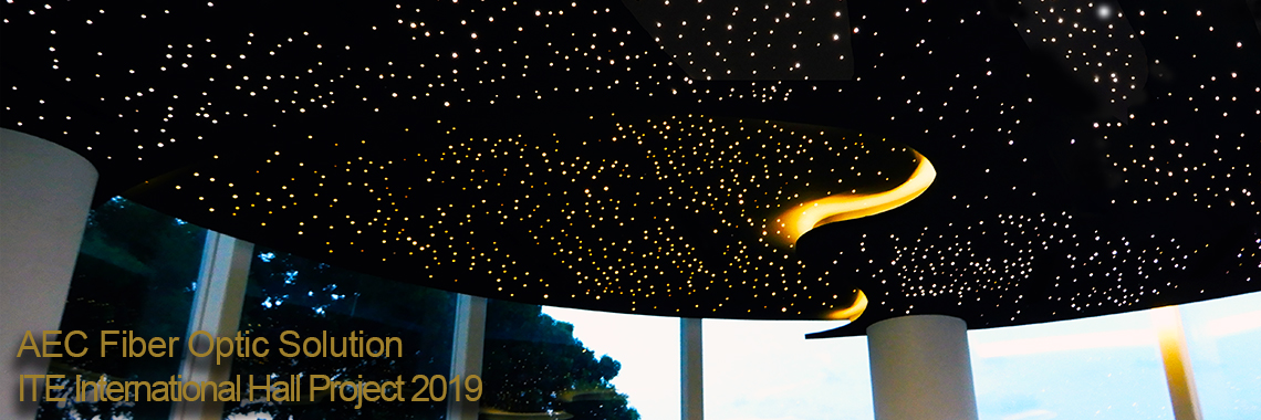 Starry Ceiling Banner