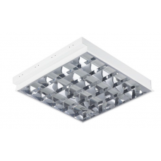 Mirror Optic Louver Fitting - Recessed Type