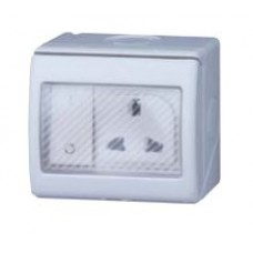 KRIPAL Outdoor Series Switch Socket Outlet