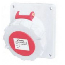 Kripal Industrial Panel Mounted Socket
